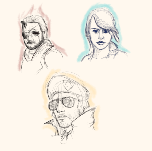 Phantom Pain Studies