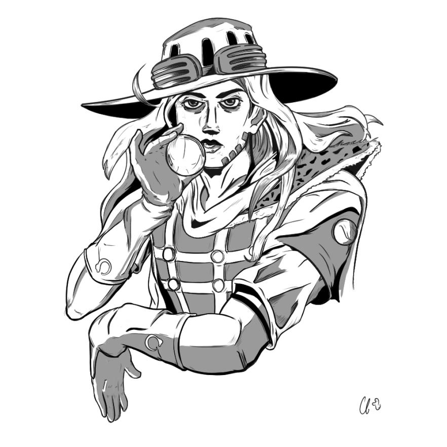 Gyro Portrait